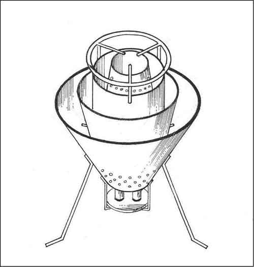Mayon Turbo Stove